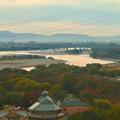 Photos: オアシスホイールから見た景色:木曽川 No - 3
