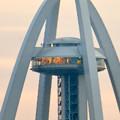 Photos: オアシスホイールの2階乗り場から見たツインアーチ138 No - 4