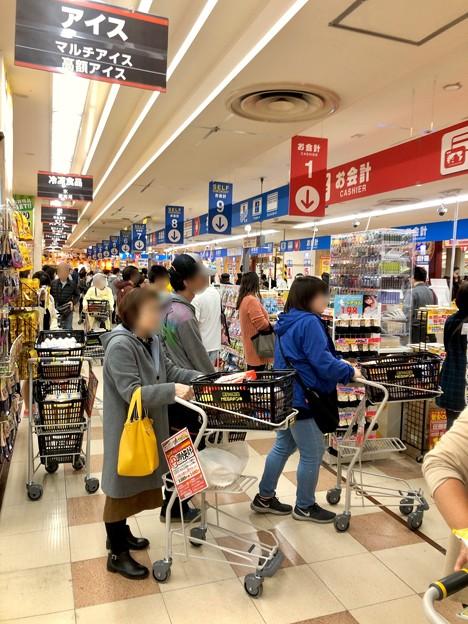 リニューアルオープン初日の「MEGAドン・キホーテUNY桃花台店」- 16