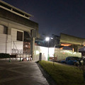 桃花台線の桃花台東駅周辺撤去工事(2019年11月12日):高架の片側のみが撤去 - 1