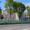 Photos: リニューアル工事中の久屋大通公園(2019年11月16日)- 5:建設中の建物