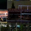 Photos: リニューアル工事中の久屋大通公園(2019年11月16日)- 13:建設中の建物