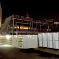 Photos: リニューアル工事中の久屋大通公園(2019年11月16日)- 15:建設中の建物