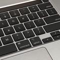 Photos: 先日発表されたばかりのMacbook Pro 16 No - 3:Touch IDとTouchBarと英語キーボード