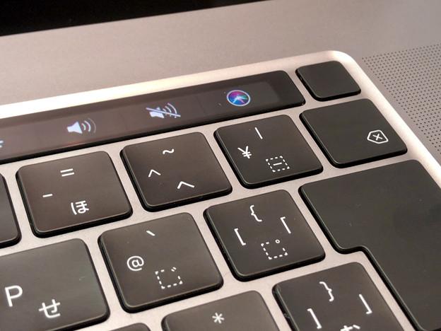 先日発表されたばかりのMacbook Pro 16 No - 6
