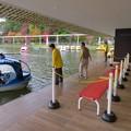 東山動植物園 上池のボートハウス - 3