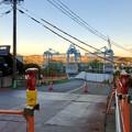 Photos: 建設中のリニア中央新幹線の非常口(2019年11月20日)- 1