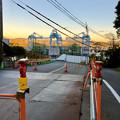 Photos: 建設中のリニア中央新幹線の非常口(2019年11月20日)- 5