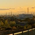 Photos: 春日井の坂の上から見えた名駅ビル群 - 1
