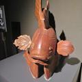 Photos: アクア・トトぎふ No - 116:『鬼灯の冷徹』の金魚草みたいな金魚のオブジェ