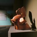 Photos: アクア・トトぎふ No - 117:『鬼灯の冷徹』の金魚草みたいな金魚のオブジェ