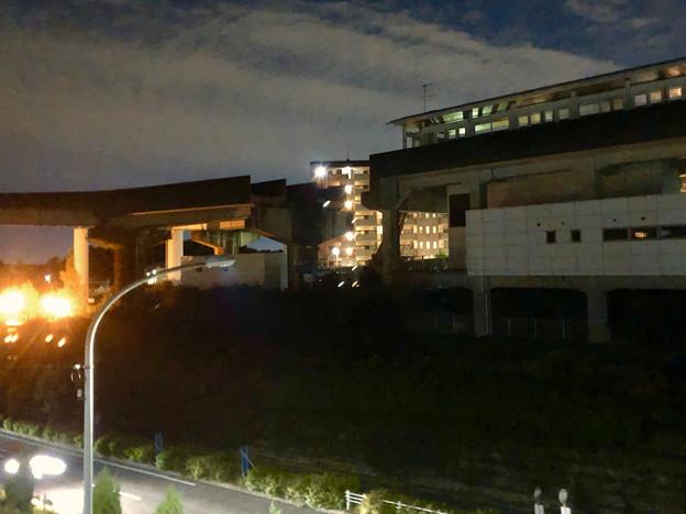 桃花台線の桃花台東駅周辺撤去工事(2019年11月28日)- 1