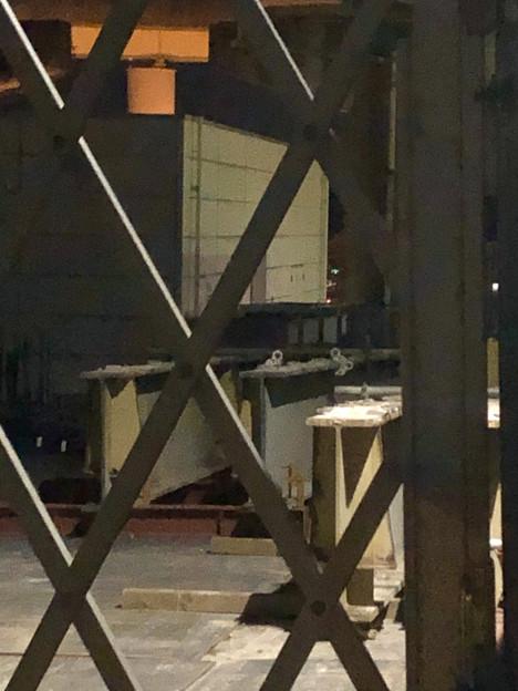 Photos: 桃花台線の桃花台東駅周辺撤去工事(2019年11月28日)- 7
