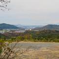 定光寺展望台から見た景色(2019年11月) - 1:名古屋方面