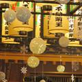 クリスマスっぽい装飾になってた大須・万松寺 - 2