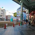 大須商店街:建物が撤去されてた招き猫広場横の土地 - 1