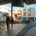 大須商店街:建物が撤去されてた招き猫広場横の土地 - 2