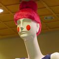Photos: ムーミンに出てきそうなキャラになってた名鉄百貨店開店65周年PRのナナちゃん人形 - 5