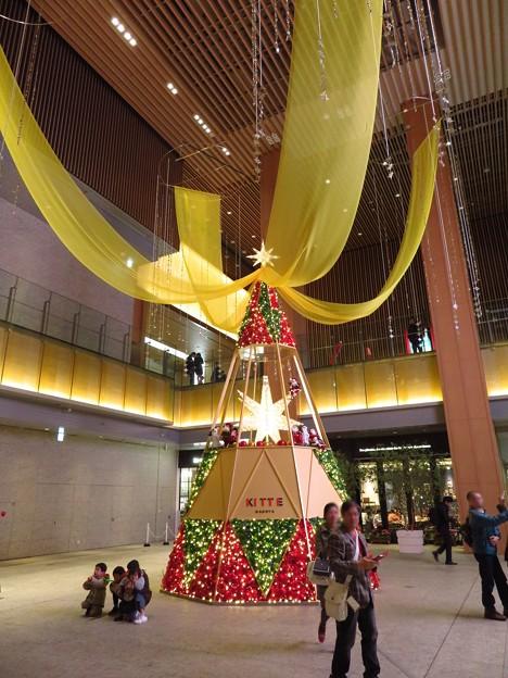 KITTE名古屋のクリスマスツリー 2019 No - 2