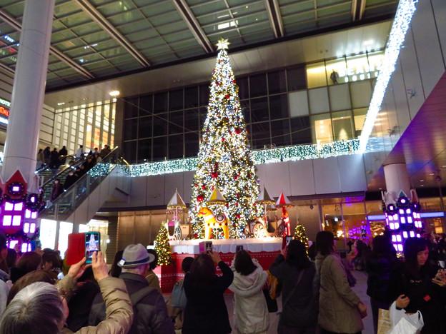 ゲートタワー前のクリスマスツリー 2019 No - 3