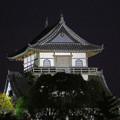 犬山城下町から見た夜の犬山城 - 2