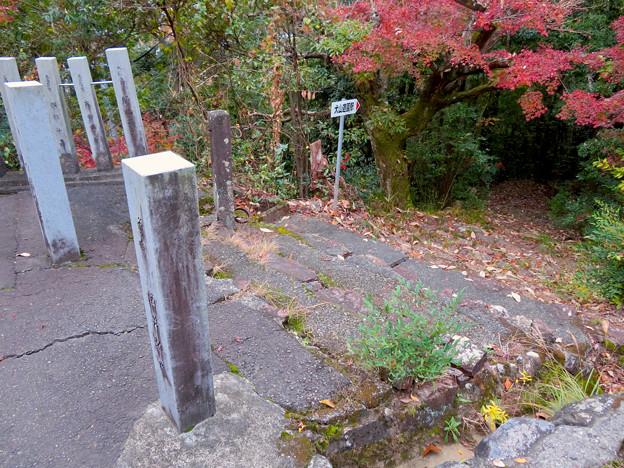 犬山善光寺 No - 12:犬山遊園駅へと通じる道