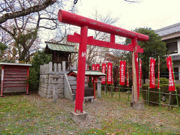 犬山善光寺 No - 16:三城稲荷
