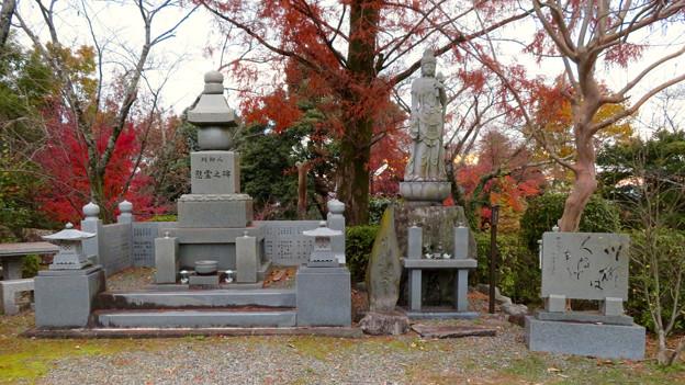 犬山善光寺 No - 18:川柳に関係した慰霊碑