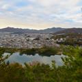 Photos: 犬山善光寺の展望台から見た景色 No - 3:鵜沼駅方面