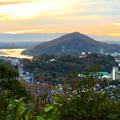 東之宮古墳&神社から見下ろした景色 - 1