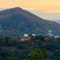 東之宮古墳&神社から見下ろした景色 - 2