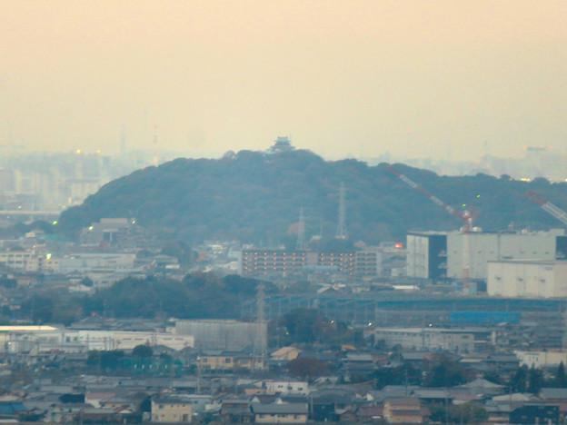 東之宮古墳&神社から見下ろした景色 - 5