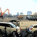 すっかり解体された名古屋・丸栄本館 - 10:パノラマ