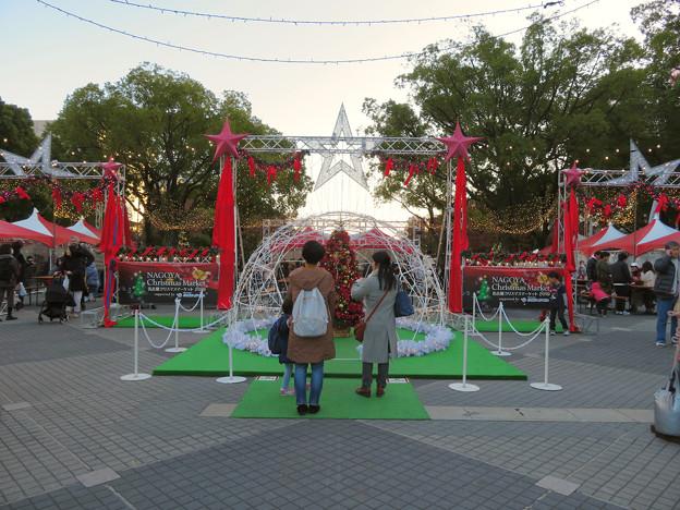 名古屋クリスマスマーケット 2019 No - 23:撮影スポット