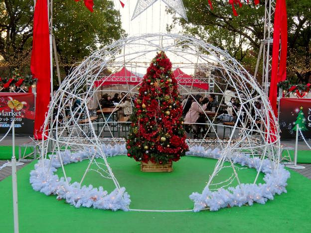 名古屋クリスマスマーケット 2019 No - 25:撮影スポット