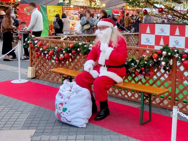 名古屋クリスマスマーケット 2019 No - 27:サンタクロース