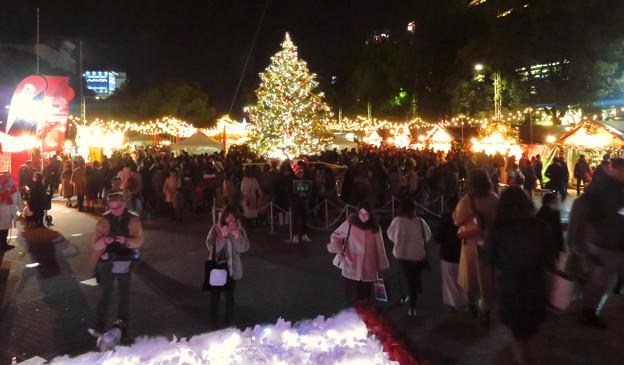 夜の名古屋クリスマスマーケット 2019 No - 6