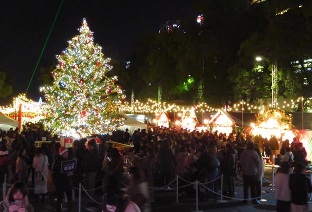 夜の名古屋クリスマスマーケット 2019 No - 7