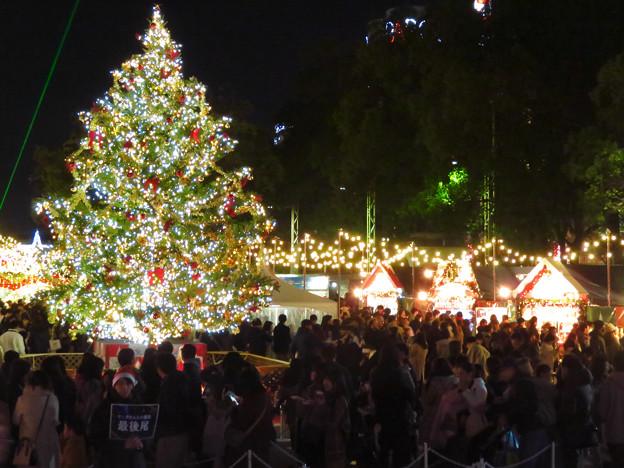 夜の名古屋クリスマスマーケット 2019 No - 8