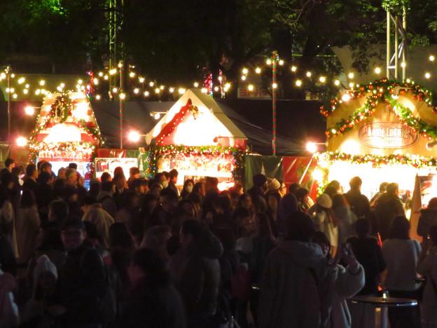 夜の名古屋クリスマスマーケット 2019 No - 9