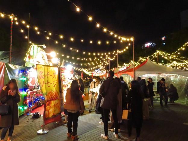 夜の名古屋クリスマスマーケット 2019 No - 16