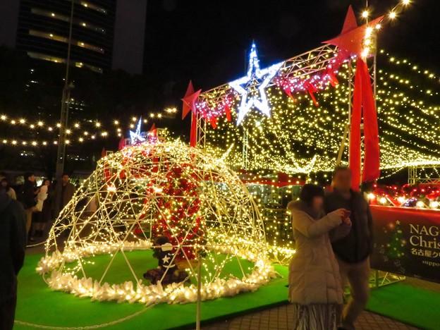 夜の名古屋クリスマスマーケット 2019 No - 22