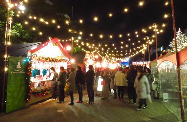 夜の名古屋クリスマスマーケット 2019 No - 23