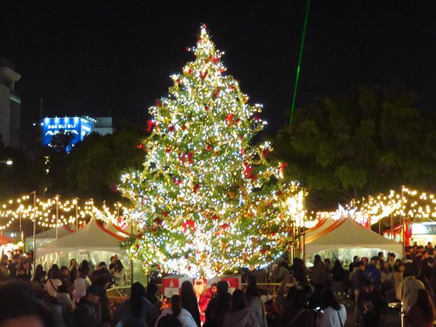 夜の名古屋クリスマスマーケット 2019 No - 26