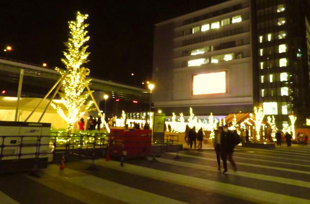 夜の「ささしまクリスマス」 - 1