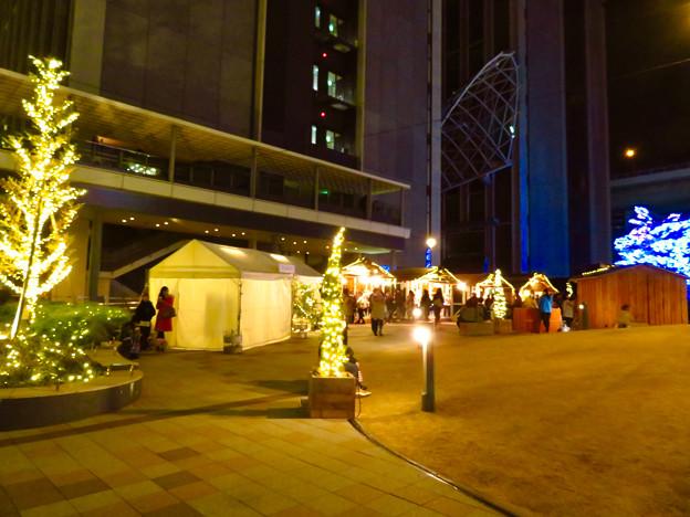 夜の「ささしまクリスマス」 - 2