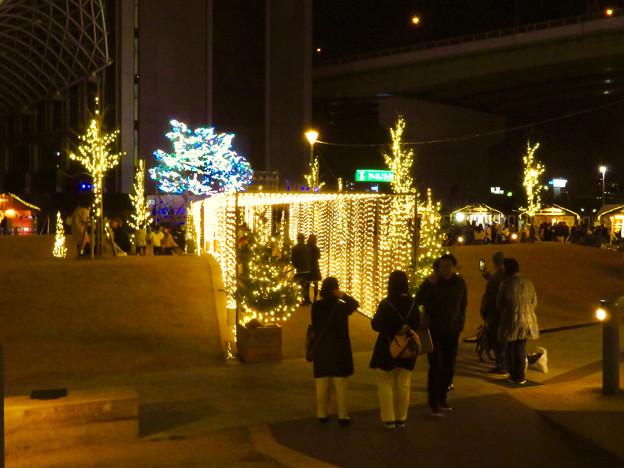 夜の「ささしまクリスマス」 - 8