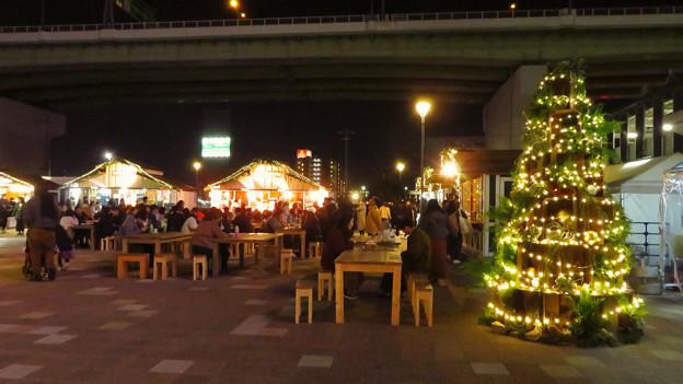 夜の「ささしまクリスマス」 - 20
