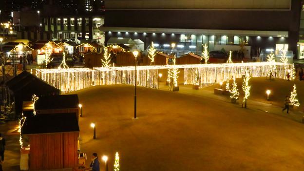 夜の「ささしまクリスマス」 - 25