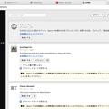 Photos: Opera 37:拡張管理画面のUIが変更
